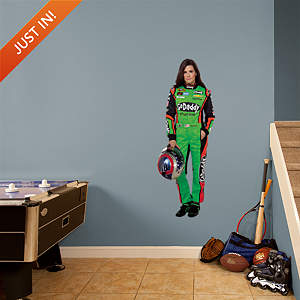 Danica Patrick Fathead Wall Decal